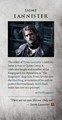 Jaime Lannister - game-of-thrones photo