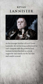 Kevan Lannister - game-of-thrones photo