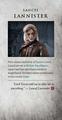 Lancel Lannister - game-of-thrones photo