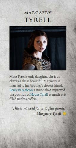 Margaery Tyrell