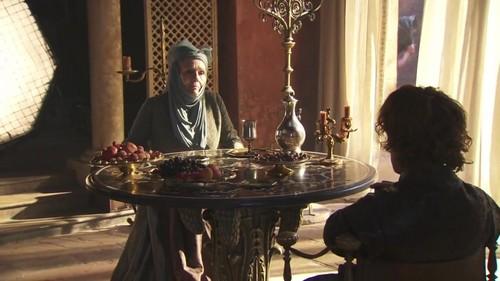 Tyrion Lannister & Olenna Tyrell