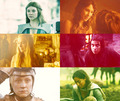 The Women of Game of Thrones - game-of-thrones fan art