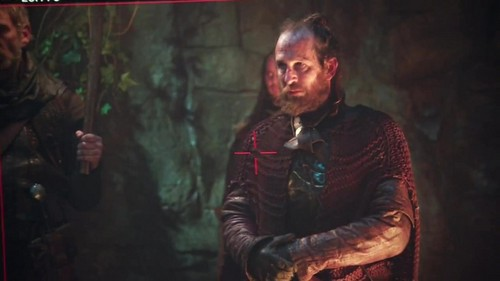 Paul Kaye as Thoros of Myr