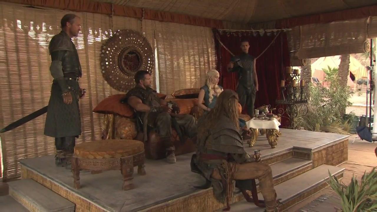 Jorah Daenerys Mero Grey Worm Amp Daario Naharis Game
