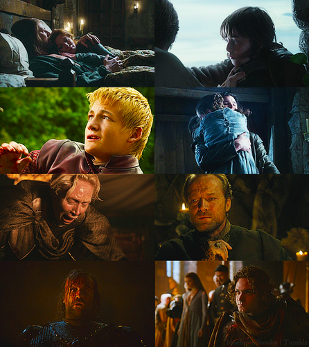 Game Of Thrones + Emotions