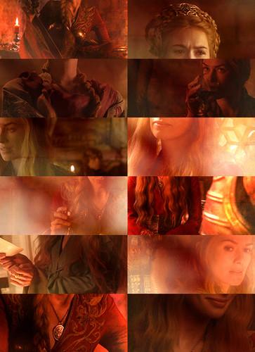 Cersei Lannister detail porn