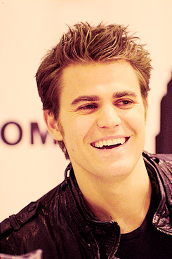 Paul Wesley wallpaper containing a portrait entitled hot hot hot