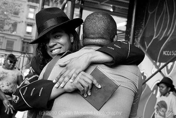 hugging is great