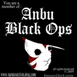 Anbu Black Ops images i am a member wallpaper and ...