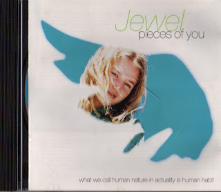 90's Musica wallpaper probably with a sign entitled jewel pieces of te album