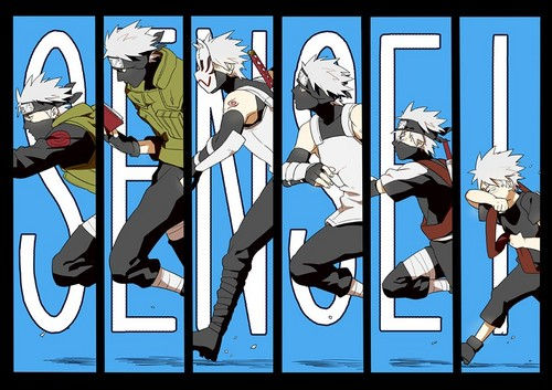 Naruto Shippuuden wallpaper called kakashi