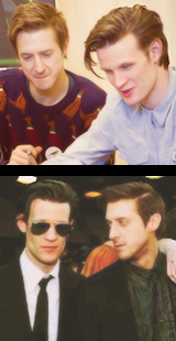 matt and arthur