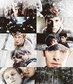 merlin & arthur + my emotions (screencaps meme) - merlin-on-bbc fan art