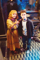 molly and harry - the-weasley-family photo