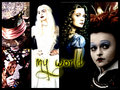 my world - alice-in-wonderland-2010 fan art
