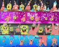 patrick and spongebob friends forever - patrick-star-spongebob photo