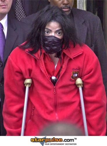 poor Michael