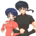 ranma and akane love - ranma-1-2 icon