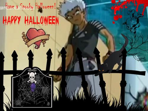 scary Ren
