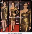 screen award - alia-bhatt photo