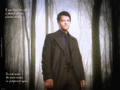 second chance - castiel wallpaper