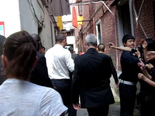 shanghai 18 october 2008