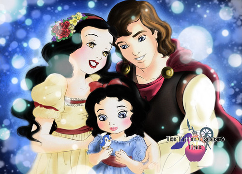 snow white family