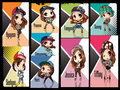 snsd - girls-generation-snsd fan art