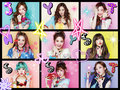 snsd love u all - girls-generation-snsd fan art