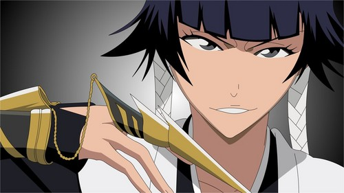 animê bleach wallpaper possibly with animê entitled soi fon