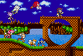 sonic and his friends - sonic-the-hedgehog photo