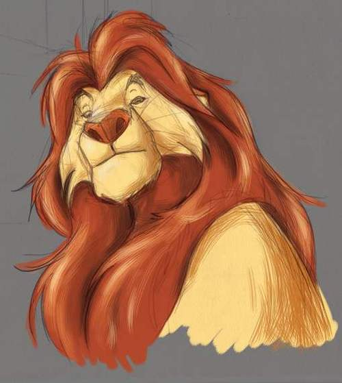 Lion_King_Face_Painting http://www.fanpop.com/clubs/the-lion-king/images/33328666/title/lion-king-fanart