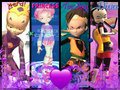 the team - code-lyoko-fan-club fan art