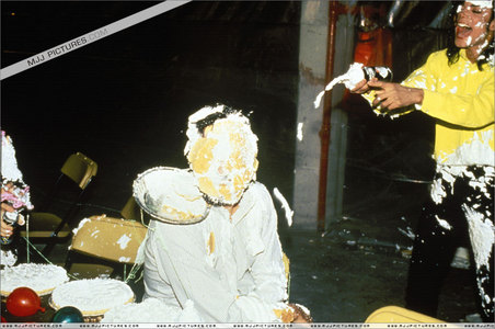 throw pie at the director!!!!