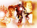 tony is ironman - iron-man fan art