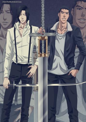 Bleach Anime wallpaper entitled tsukishima