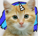 virly scrach as a real cat - my-little-pony-friendship-is-magic icon