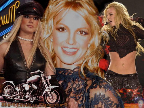 Britney Spears wallpaper possibly containing a hip boot entitled  Britney Spears