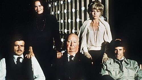 """Family Plot"" Alfred Hitchcock"