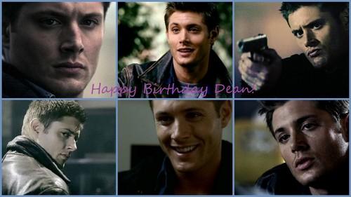 ✰ Happy Birthday Dean! ✰