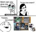 &quot;Ice Cream&quot; Right.... ;) &lt;3 - greyson-chance photo