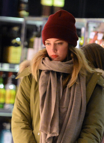 [January 17th] Shopping with Marie De Villepin in France
