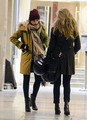 [January 17th] Shopping with Marie De Villepin in France - amber-heard photo