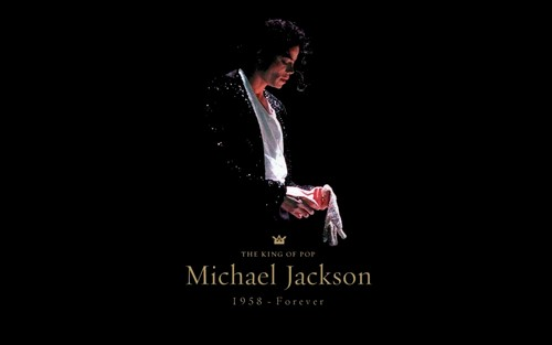 Michael Jackson wallpaper possibly containing a concert and a business suit titled ♥ Michael ♥