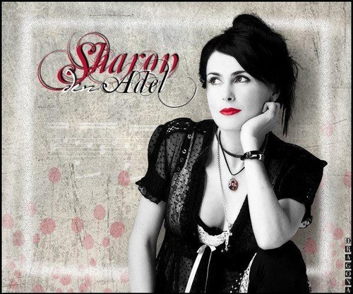 *•Sharon guarida, den Adel As Ruby's Sister!•* (Fake)