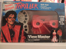 """Thriller"" View Master"