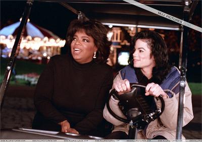 1993 Interview With Journalist, Oprah Winfrey