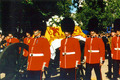 1997 Funeral Of Princess Diana - princess-diana photo