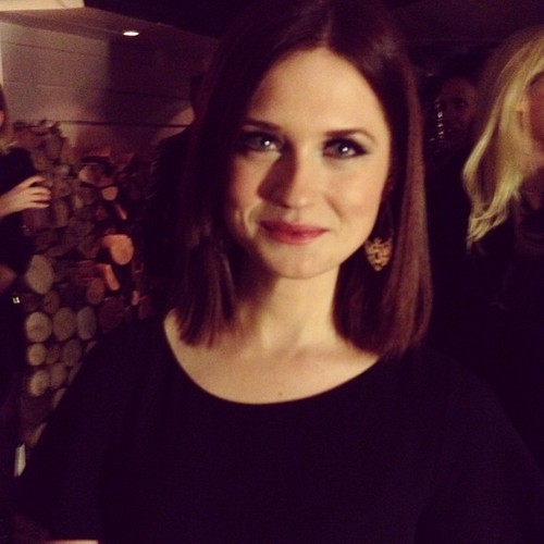 2013 - InStyle's Best of British Talent Party