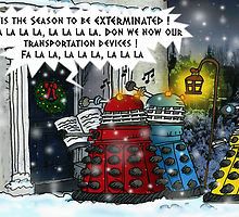 Doctor Who Roleplaying images A Dalek Christmas wallpaper and ...